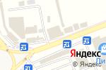 Схема проезда до компании Sofi De Mark О в Пятигорске