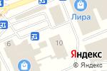 Схема проезда до компании Эльдорадо в Горячеводском