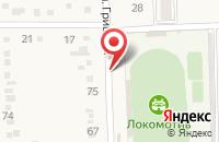 Схема проезда до компании КИТ в Котельниково