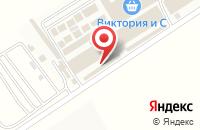 Схема проезда до компании Межрегиональный меховой рынок в Хорошовском