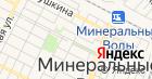 Администрация Минераловодского муниципального района на карте
