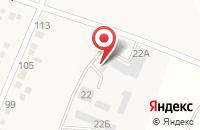Схема проезда до компании Змейка в Бородыновке