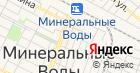 Нотариус Горячкин М.И. на карте