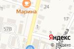 Схема проезда до компании Д и М в Левокумке