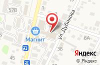 Схема проезда до компании Золотой Век 585 в Левокумке