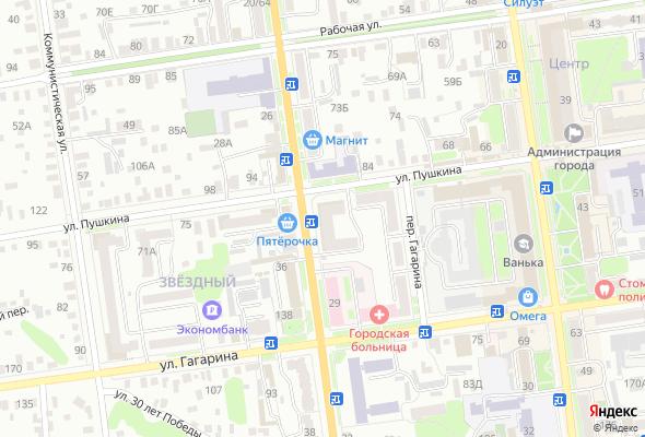 жилой комплекс ул. Ленина, 21