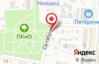 Схема проезда до компании КОТЕЛЬНИКОВСКИЙ КИРПИЧНЫЙ ЗАВОД в Котельниково