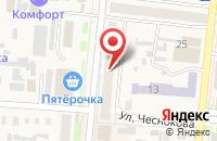 Схема проезда до компании СТОМАТОЛОГИЧЕСКАЯ ПОИКЛИНИКА Г.КОТЕЛЬНИКОВО в Котельниково