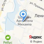 Основная общеобразовательная школа №12 на карте Ленинского