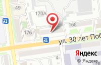Схема проезда до компании Рубеж-сервис в Балашове