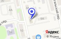 Схема проезда до компании МЕБЕЛЬНЫЙ МАГАЗИН в Октябрьском