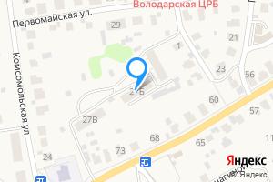 Сдается двухкомнатная квартира в Володарске Первомайская ул., 27Б