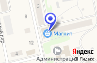 Схема проезда до компании ГОСТИНИЦА УСТЬЯЛЕС в Октябрьском