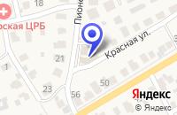 Схема проезда до компании ГИБДД ПО ВОЛОДАРСКОМУ РАЙОНУ в Володарске