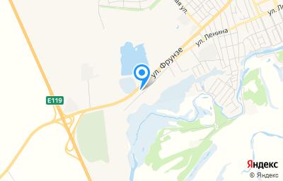 Местоположение на карте пункта техосмотра по адресу Волгоградская обл, г Михайловка, ул Ленина, д 182