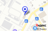 Схема проезда до компании СЕБРЯКОВМИНВОДЫ ПРОИЗВОДСТВО в Михайловке