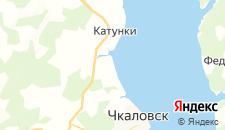 Гостиницы города Котельницы на карте