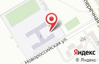 Схема проезда до компании ОБЩЕОБРАЗОВАТЕЛЬНАЯ ШКОЛА №10 Г.МИХАЙЛОВКА в Михайловке