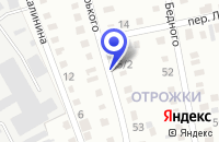 Схема проезда до компании МИХАЙЛОВСКИЙ МОЛОЧНЫЙ ЗАВОД в Михайловке
