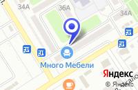 Схема проезда до компании МАГАЗИН ДОМ МЕБЕЛИ в Михайловке
