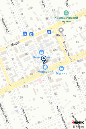 МАГАЗИН-САЛОН МОТО МИР на карте Волгограда