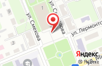 Схема проезда до компании ГОРОДСКОЙ ДВОРЕЦ КУЛЬТУРЫ в Михайловке