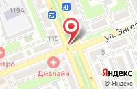 Схема проезда до компании АГЕНТСТВО НЕДВИЖИМОСТИ ГАРАНТ в Михайловке