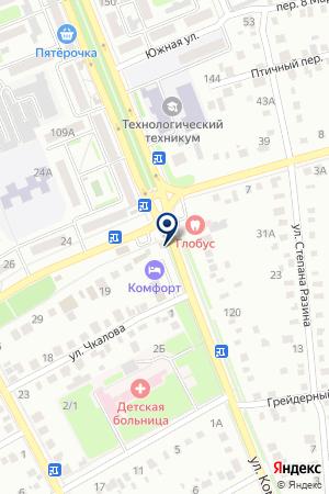 WEB - СТУДИЯ TIPOGRAPHIX на карте Михайловки