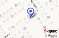 Схема проезда до компании ЧКАЛОВСКАЯ ЦЕНТРАЛЬНАЯ РАЙОННАЯ БОЛЬНИЦА в Чкаловске