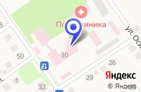 Схема проезда до компании БОЛЬНИЦА ПРИВОЛЖСКИЙ ОКРУЖНОЙ МЕДИЦИНСКИЙ ЦЕНТР в Чкаловске