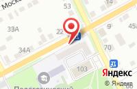Схема проезда до компании ТФ ЗЕРКАЛЬНЫЙ МИР в Михайловке