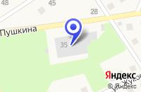 Схема проезда до компании ЧКАЛОВСКИЙ ЭЛЕКТРОМЕХАНИЧЕСКИЙ ЗАВОД в Чкаловске