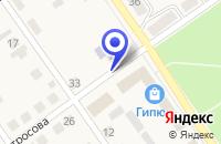 Схема проезда до компании ПРОИЗВОДСТВЕННОЕ ПРЕДПРИЯТИЕ ГАРШИН П. А. в Чкаловске