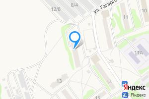Снять двухкомнатную квартиру в Ворсме Павловский район, улица Гагарина, 16