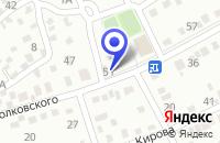 Схема проезда до компании МИХАЙЛОВСКИЙ КИРПИЧНЫЙ ЗАВОД в Михайловке