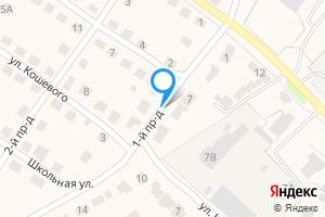 Однокомнатная квартира в Ворсме Павловский р-н, 1-й пр.
