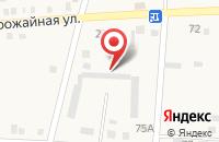 Схема проезда до компании Выбор в Пятигорском
