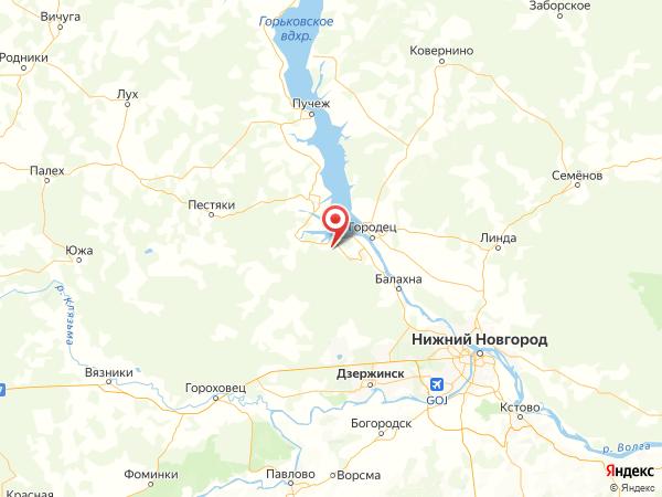 деревня Афанасьево на карте