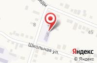 Схема проезда до компании Детский сад №17 в Лысогорской