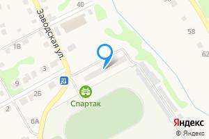 Сдается двухкомнатная квартира в Ворсме Павловский район, Заводская улица, 43