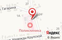 Схема проезда до компании Зольская врачебная амбулатория в Зольской