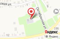Схема проезда до компании Дом культуры в Зольской