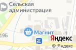 Схема проезда до компании Магнит в Зольской