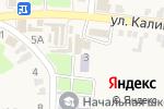 Схема проезда до компании Детская школа искусств станицы Зольской в Зольской