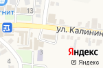 Схема проезда до компании Зубр в Зольской