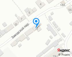 Схема местоположения почтового отделения 606118