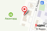 Схема проезда до компании Газета «Город Номер» в Сарове