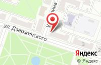 Схема проезда до компании Саровская Газета в Сарове