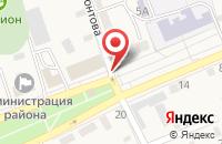 Схема проезда до компании АДВОКАТСКАЯ КОНТОРА в Дивном