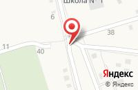 Схема проезда до компании АПАНАСЕНКОВСКИЙ ФИЛИАЛ В С.ДИВНОМ СКО ВДПО в Дивном